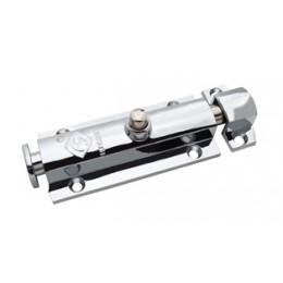 Шпингалет с кнопкой (автомат) 65 мм