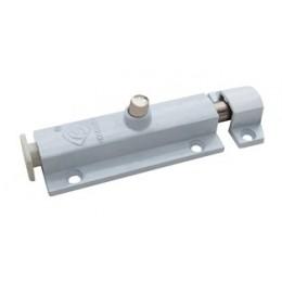 Шпингалет с кнопкой (автомат) 55 мм