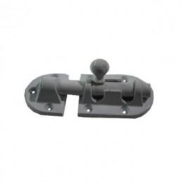 Шпингалет овальный (ассортимент) 50 мм