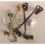 Крючки накидные,задвижки и шпингалеты