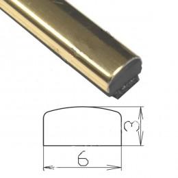 Профиль под золото гибкий SAL/MO2-S (200 п.м.)