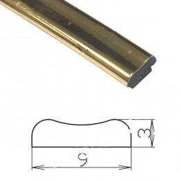 Профиль под золото гибкий SAL/MO7-S (200 п.м.)