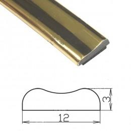 Профиль под золото гибкий SAL/MO8-S (100 п.м.)