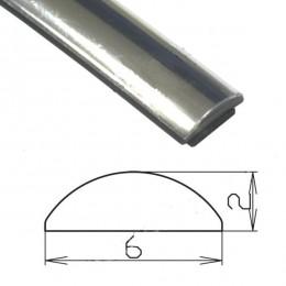Профиль под хром гибкий SAL/MO1-K (200 п.м.)