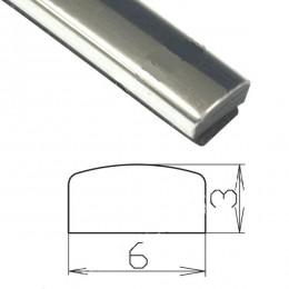 Профиль под хром гибкий SAL/MO2-K (200 п.м.)