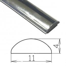 Профиль под хром гибкий SAL/MO5-K (100 п.м.)