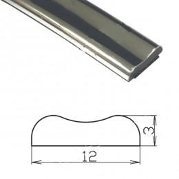 Профиль под хром гибкий SAL/MO8-K (100 п.м.)
