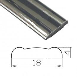 Профиль под хром гибкий SAL/MO9-K (50 п.м.)