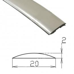 Профиль под хром гибкий SAL/M29-K (75 п.м.)