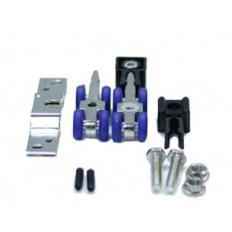 Комплект роликов 06A для раздвижных дверей