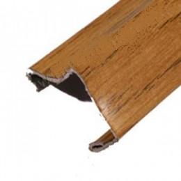 Вертикальная ручка 16мм дуб 2,75м