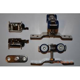Комплект роликов В-104 для раздвижной двери