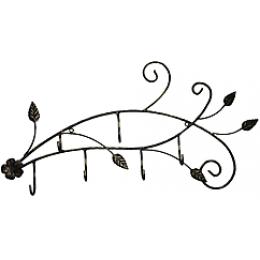 Вешалка кованная (лист)
