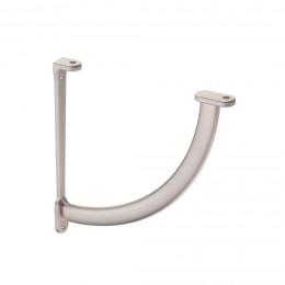 Кронштейн полки металлический(Матовый никель)MF-110 NM