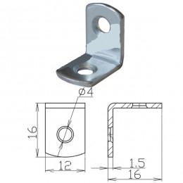 Уголок 15х15х12 металл