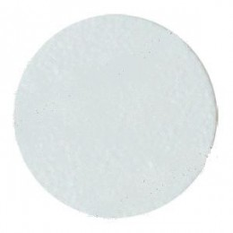 Заглушка OK2500 самокл.D=14мм BEYAZ (белая) 50шт.