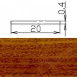 Кромка меламиновая МКР-19 (с клеем),орех