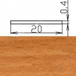 Кромка меламиновая МКР-19 (с клеем),бук розовый