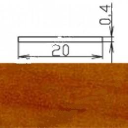 Кромка меламиновая МКР-19 (с клеем),вишня оксфорд