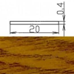 Кромка меламиновая МКР-19 (с клеем), дуб рустик
