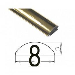 Профиль под золото гибкий SAL/MO3-S (100 п.м.)