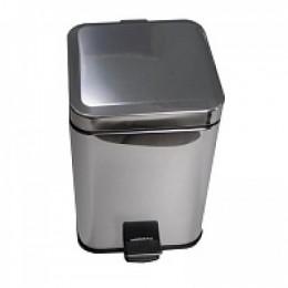 Ведро для мусора 3 литра квардатное
