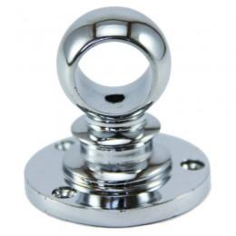 Дистанционный сквозной держатель для трубы диаметром 16 мм малый