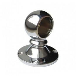Дистанционный торцевой держатель для трубы диаметром 16 мм малый