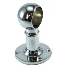 Дистанционный торцевой держатель для трубы диаметром 32 мм малый