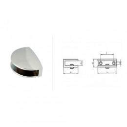 Держатель для стеклянных полок (мод-502)