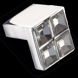 Мебельная ручка CRL01 Crystal
