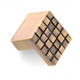 Мебельная ручка -кнопка (RK-019BA)