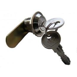 Замок почтовый с металлическим ключом